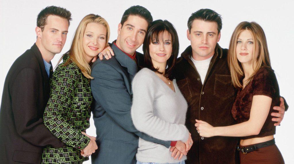 Актеры сериала «Друзья» дали шанс 6 фанатам принять участие в съемках нового эпизода