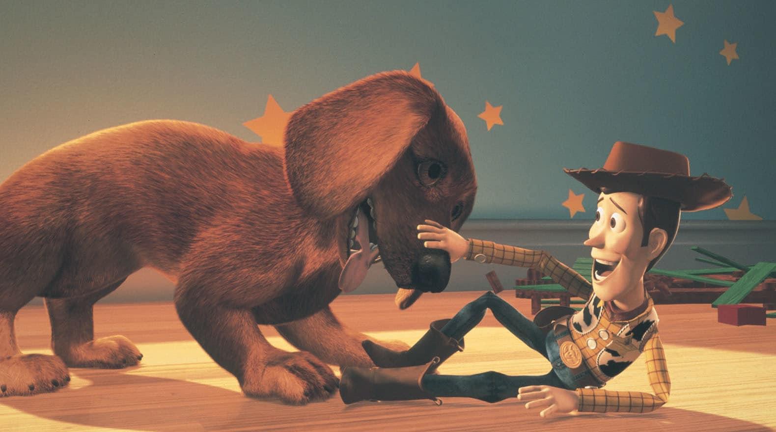 """Как """"История игрушек-2"""" могла испортить развитие 3D мультипликации"""
