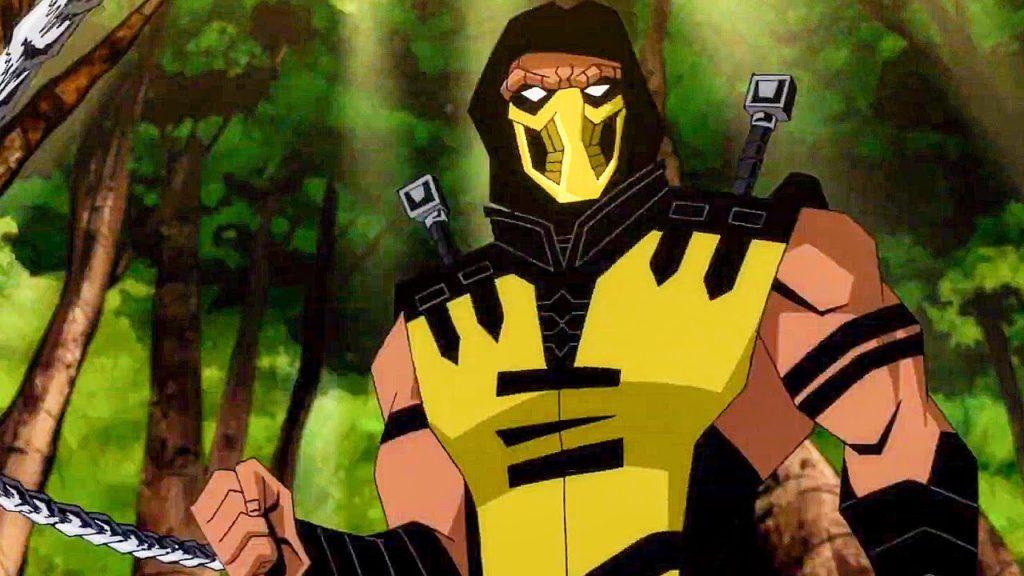 «Легенды «Смертельной битвы»: Месть Скорпиона». Только для поклонников