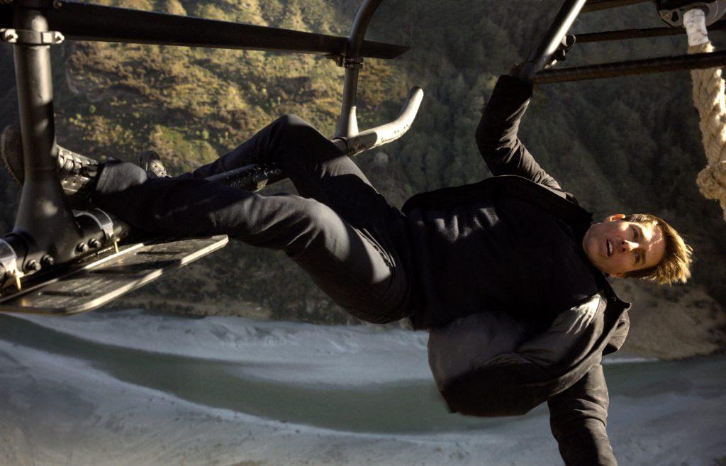 Том Круз может стать первым в истории актером, улетевшим в реальный космос