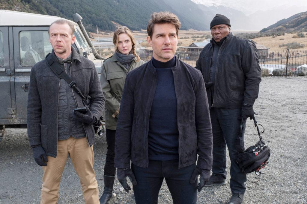 Paramount перенесла даты выхода новых фильмов «Миссия невыполнима»