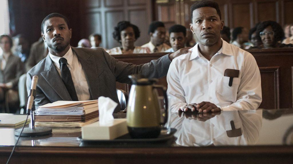 Судебная драма о темнокожем юристе «Просто помиловать» стала бесплатной на фоне протестов в США