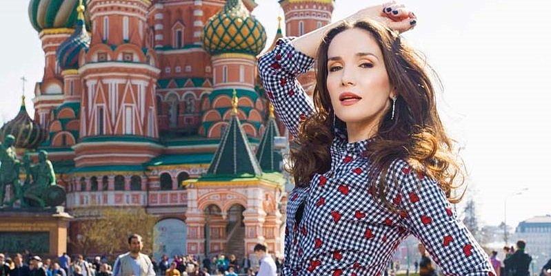 Наталья Орейро ожидает получения российского гражданства