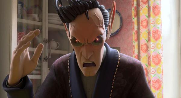 Студия Миядзаки Ghibli представила кадры из своего первого трехмерного мультфильма