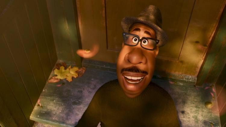 Вышел новый трейлер анимационного фильма «Душа» от Pixar