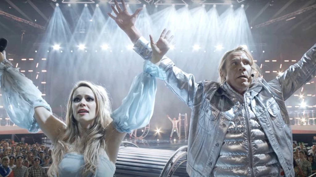 Уилл Феррелл и Рэйчел МакАдамс поют на «Евровидении» в новом трейлере фильма от Netflix