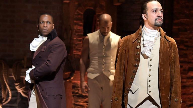 Рэп об отце-основателе США в трейлере бродвейской постановки «Гамильтон»