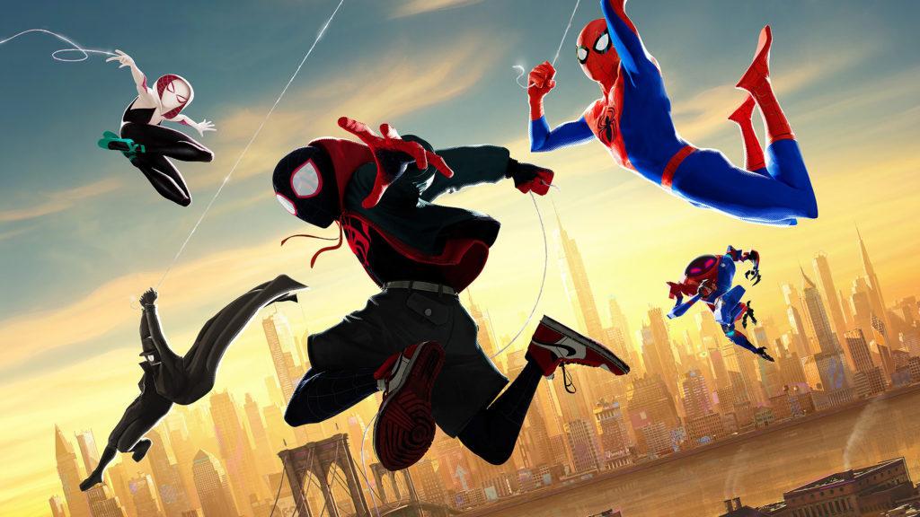 Производство «Человек-паук: Через вселенные2» официально началось