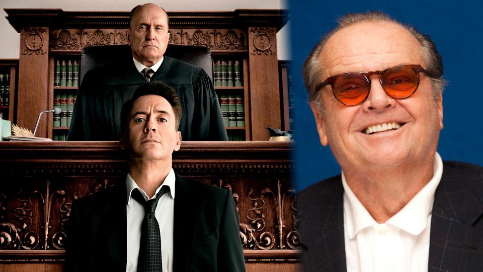 Джек Николсон мог сыграть в «Судье», но режиссер и Роберт Дауни мл. ему отказали