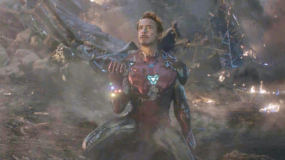 Железный человек в «Мстители: Финал» мог матом ответить Таносу