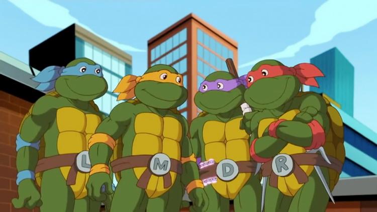 Режиссер «Гравити Фолз» поставит новый трехмерный мультфильм про «Черепашек-ниндзя»