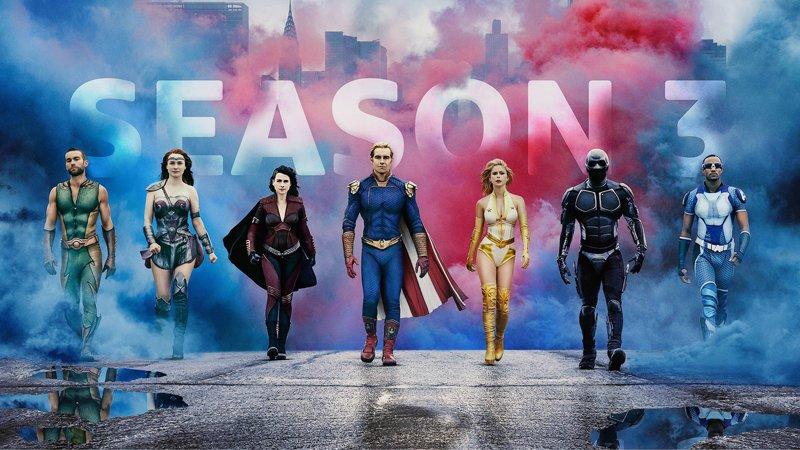 Сериал «Пацаны» продлен на третий сезон