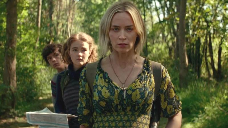 Paramount перенесла «Тихое место 2» и «Топ Ган: Мэверик» и назначила дату сиквела «Соника»