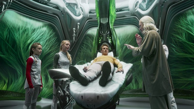 Вышел новый трейлер отечественной фантастики «Вратарь Галактики»