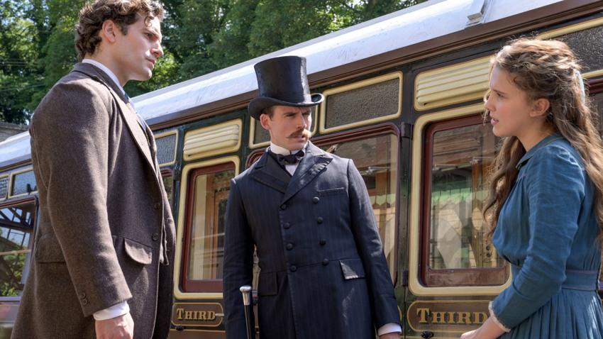 Сестра Шеролока Холмса показывает отсутствие манер в первом трейлере «Энолы Холмс»