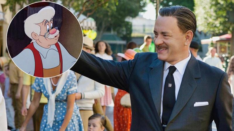 Том Хэнкс настроился на роль Джеппетто в динеевском ремейке «Пиноккио»