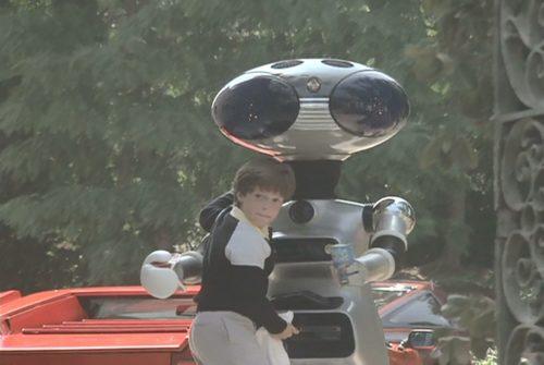 Рокки 4 Робот Полли
