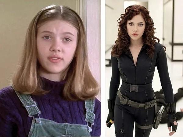 Все видели эти фильмы, но не знали, что знаменитые актеры сыграли в них еще детьми