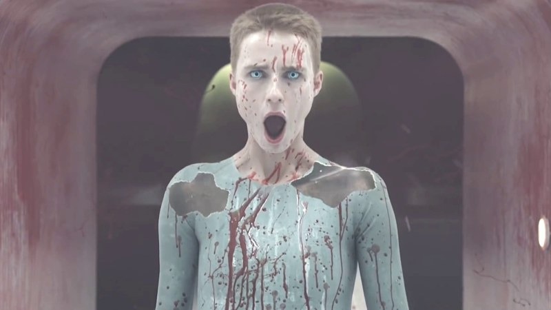 Дети воспитанные андроидами, в трейлере сериала Ридли Скотта «Выращенные волками»