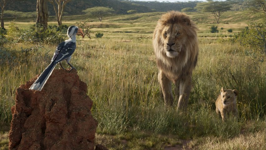 Disney готовит продолжение фильма «Король лев»