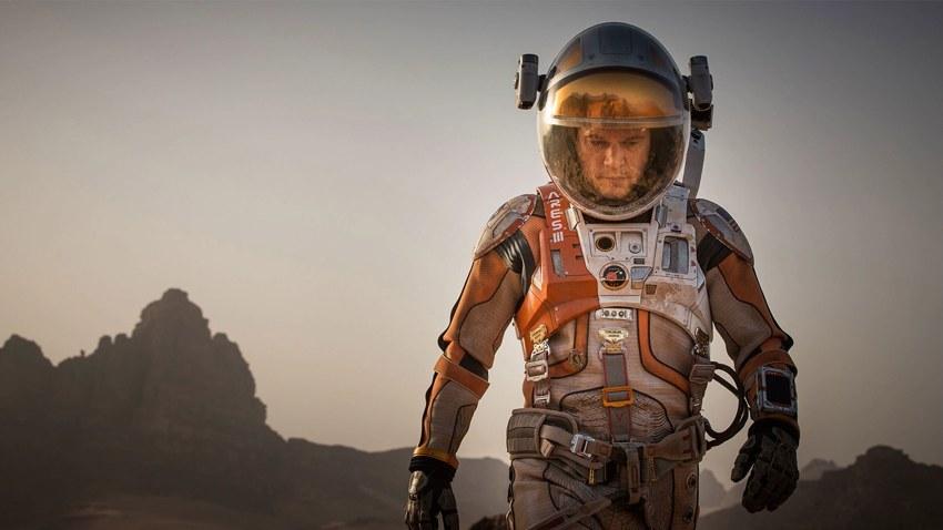 Как Ридли Скотт испортил «Марсианина»?