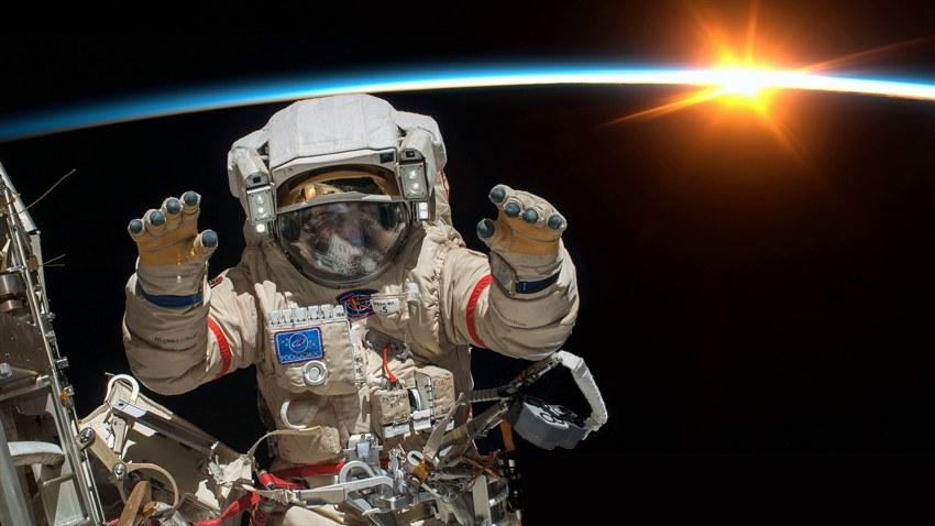 Россияне решили опередить Тома Круза и первыми снять фильм в космосе
