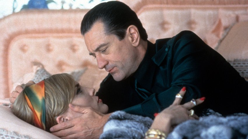 Шэрон Стоун рассказала, кто из голливудских актеров целуется лучше всех