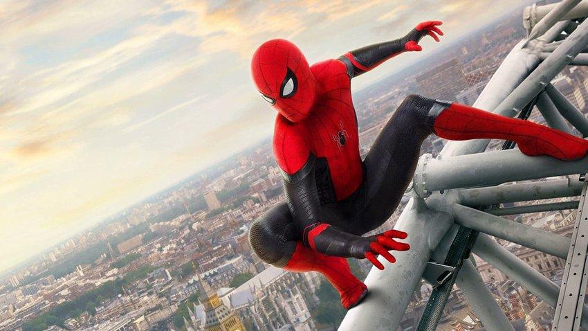 Том Холланд начал работу над «Человеком-Пауком 3» и пообещал ничего об этом не рассказывать