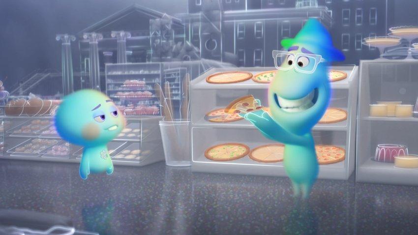 Пиксаровская «Душа» выйдет сразу на Disney+