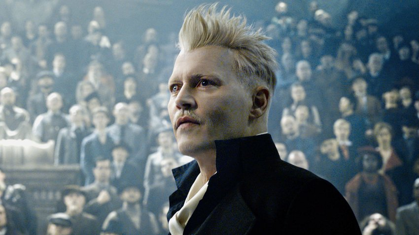 Джонни Депп лишился роли Грин-де-Вальда в «Фантастических тварях»