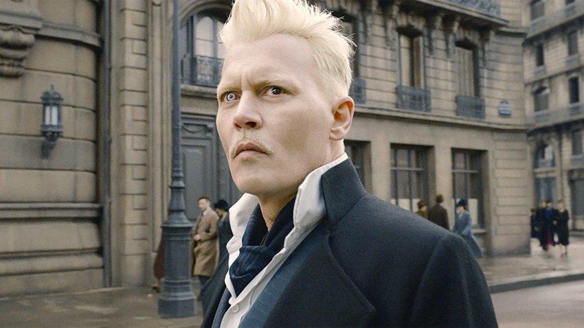 Стал известен точный гонорар Джонни Деппа за «Фантастических тварей 3», из которых он выбыл