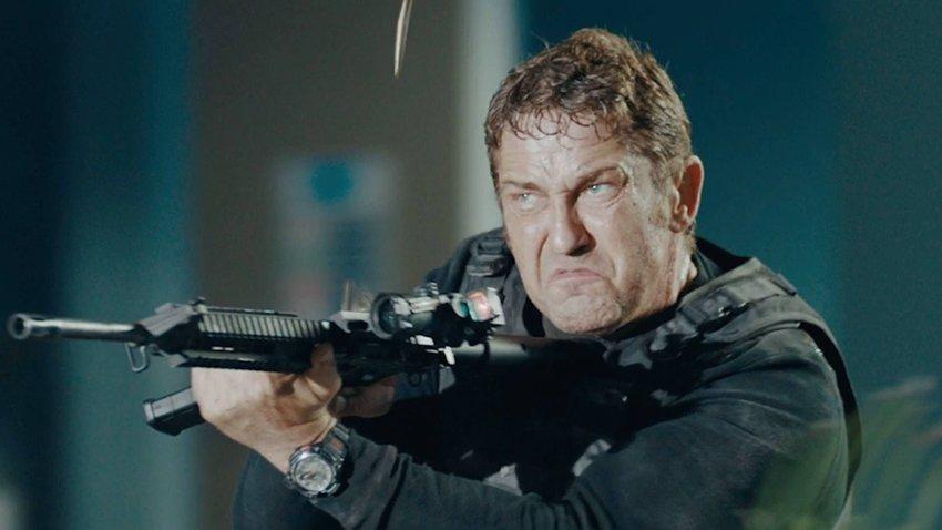Четвертый фильм серии «Падение …» с Джераром Батлером находится в разработке