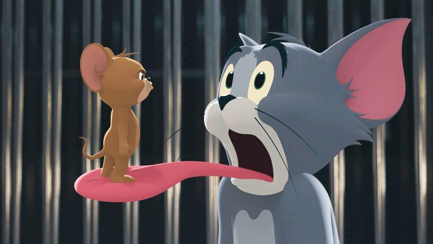 Мышь побеждает кота и людей в русском трейлере фильма «Том и Джерри»