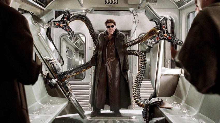 Альфред Молина повторит роль Доктора Осьминога в «Человеке-пауке 3»