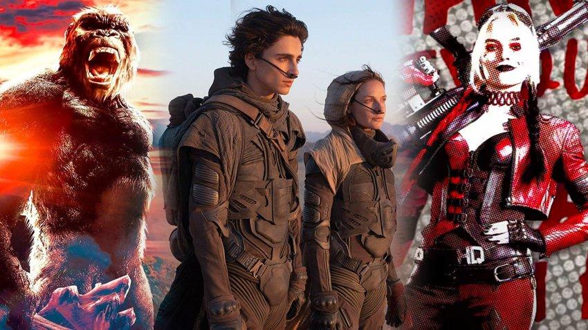 «Матрица 4», «Отряд самоубийц», «Дюна» и другие блокбастеры 2021 года Warner Bros. выйдут одновременно в кино и на HBO Max