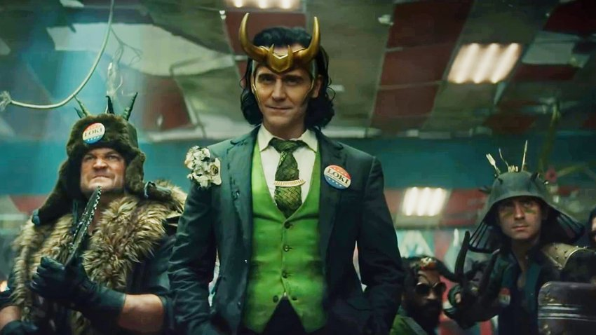 Вышел первый трейлер сериала Marvel «Локи»