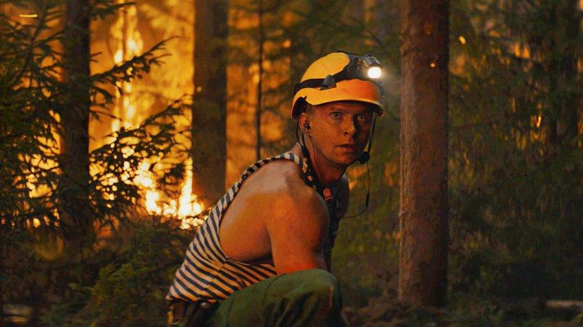 Пожарные рискуют собой в финальном трейлере отечественного фильма-катастрофы «Огонь»