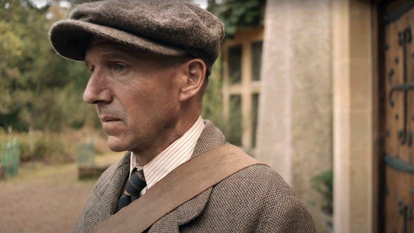 Рэйф Файнс проводит раскопки на пороге Второй мировой войны в трейлере фильма «Раскопки»