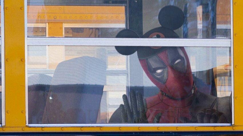 Райан Рейнольдс рассказал, как ему удалось убедить Disney включить Дэдпула в киновселенную Marvel