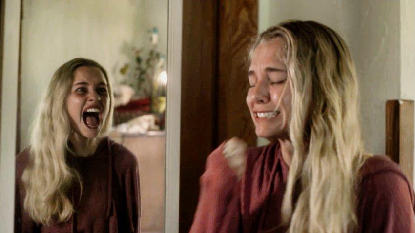 Школьница с шизофренией спасает девочку из плена в трейлере триллера «Девушка, которая боялась дождя»