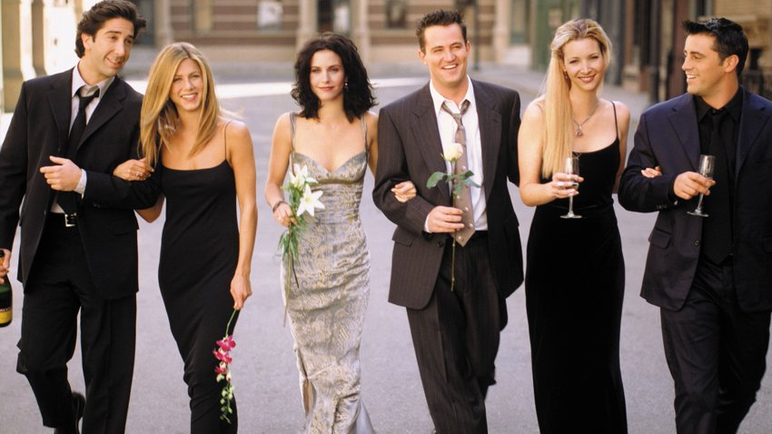 Производство спецэпизода «Друзей» началось в США