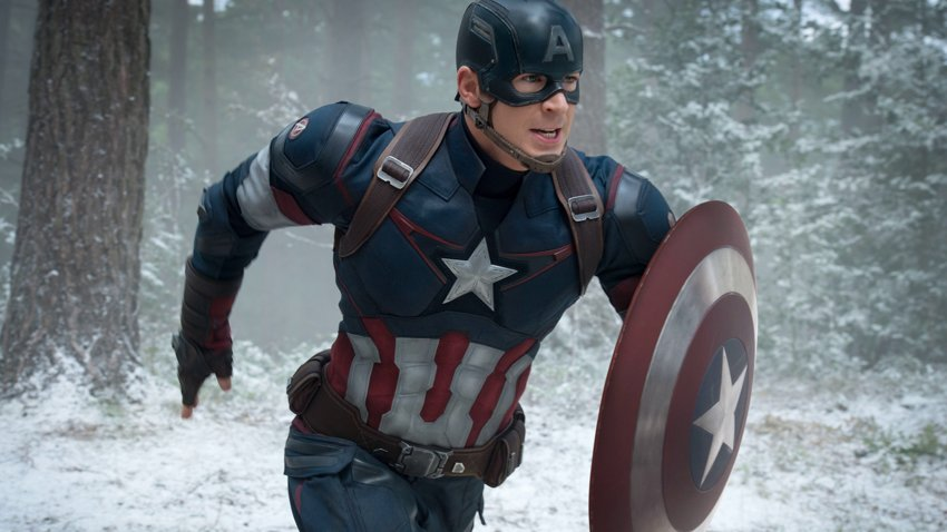 Крис Эванс возвращается к роли Капитана Америки в новых фильмах Marvel