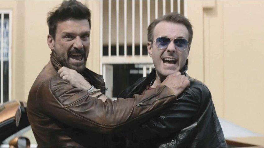 Фрэнк Грилло умирает каждый день разными способами в забористом русском трейлере «День курка»