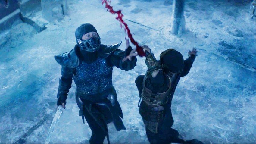 Саб-Зиро против Скорпиона и фаталити в первом трейлере «Мортал Комбат»