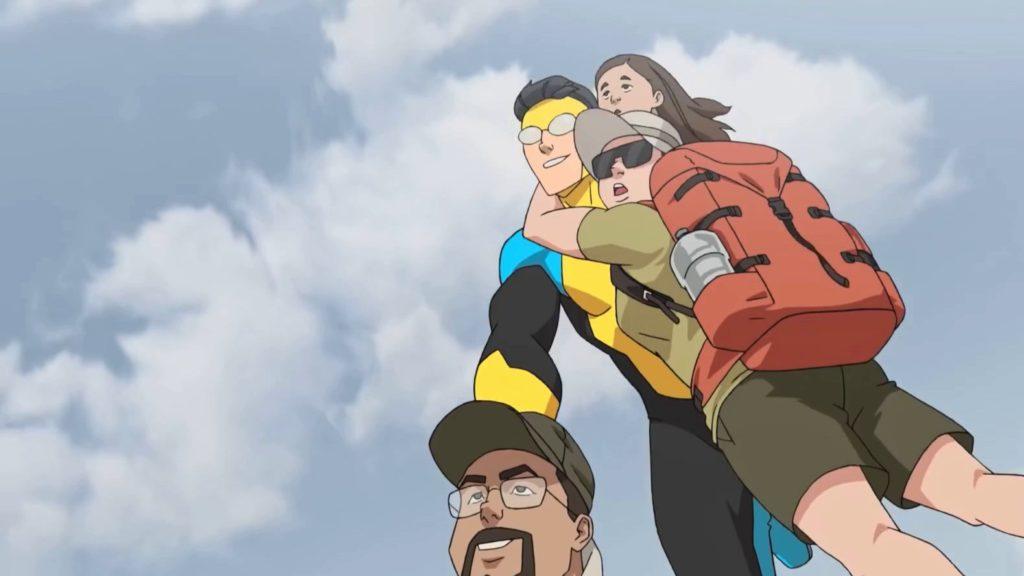 Amazon представила трейлер нестандартного мультсериала о супергероях «Неуязвимый»