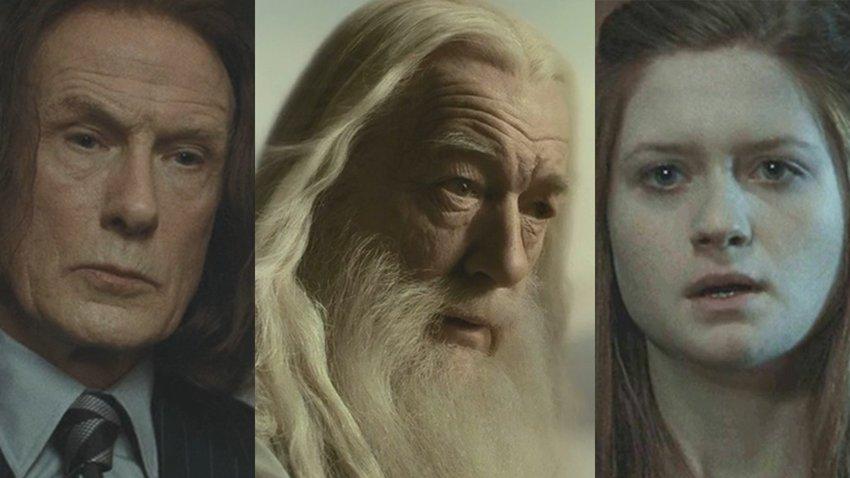 Семь главных кастинг-провалов в фильмах о Гарри Поттере