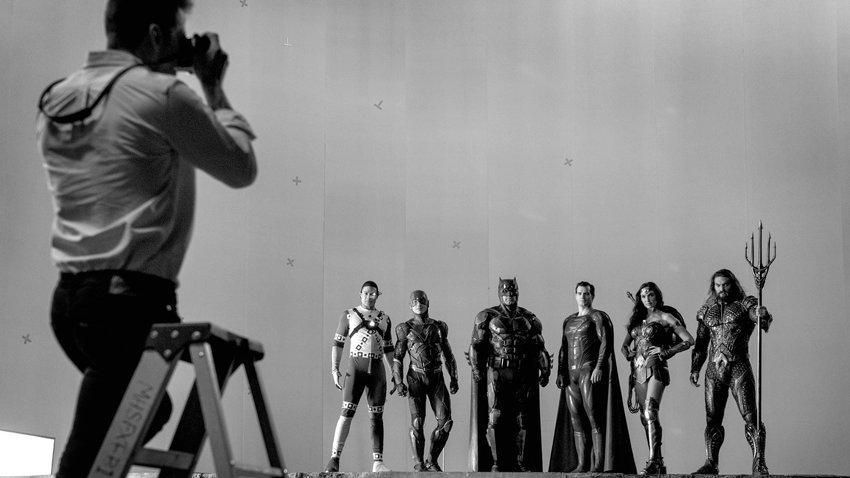 Грандиозное камео, стоимость и формат. Подробности «Лиги справедливости Зака Снайдера»