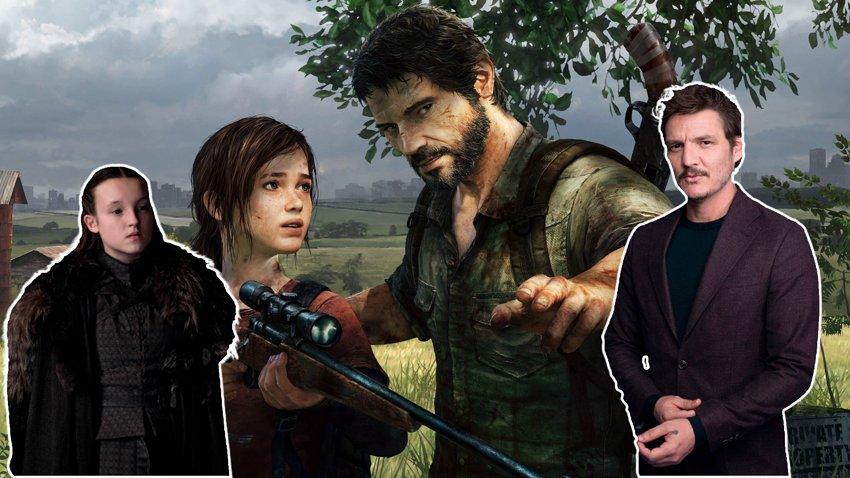 Экранизация The Last of Us нашла Джоэла и Элли