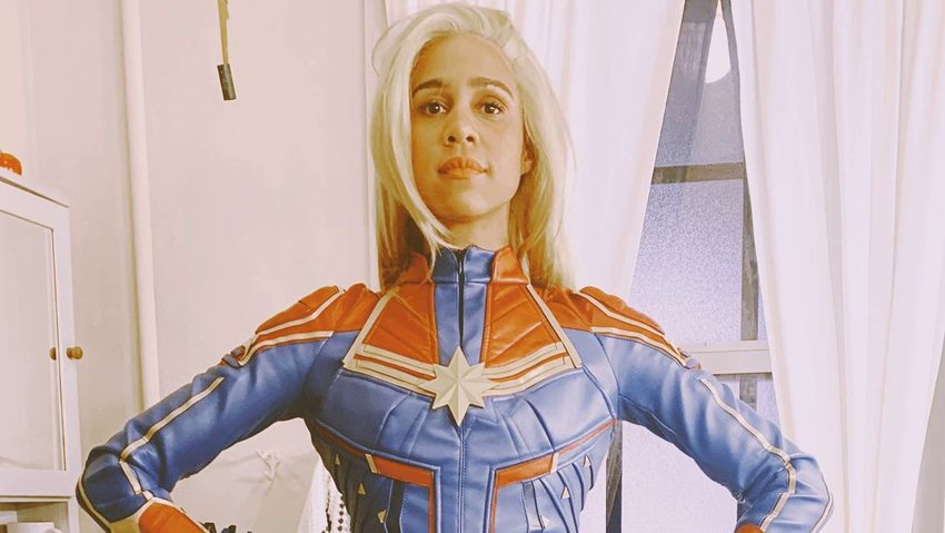 Кэрол Денверс в «Капитане Марвел 2» будет сражаться с другой женщиной