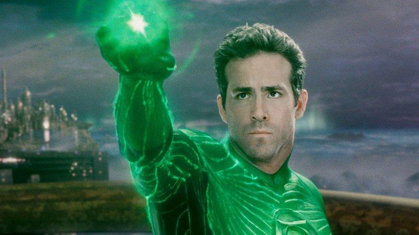 Зеленый фонарь Райана Рейнольдса не появится в «Лиге справедливости Зака Снайдера»